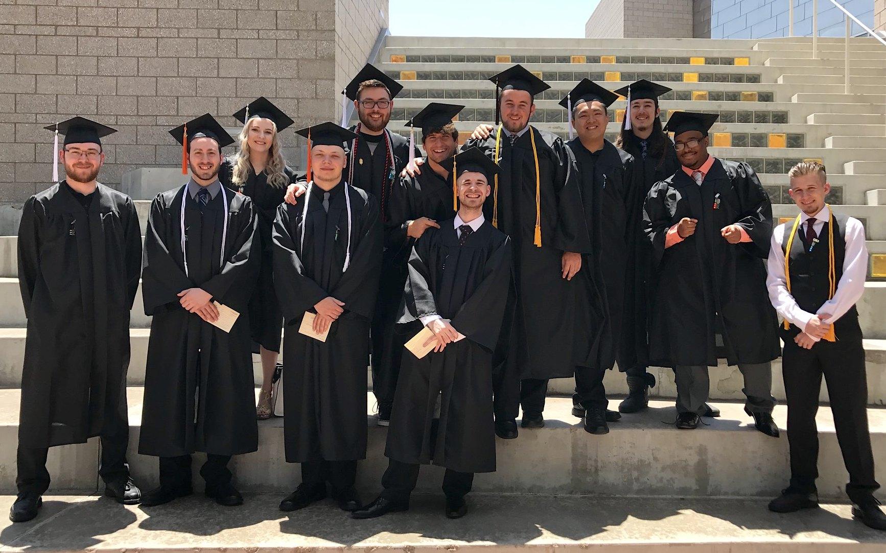 University of Advancing Technology Graduates