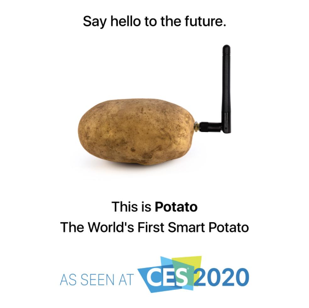 CES_potato