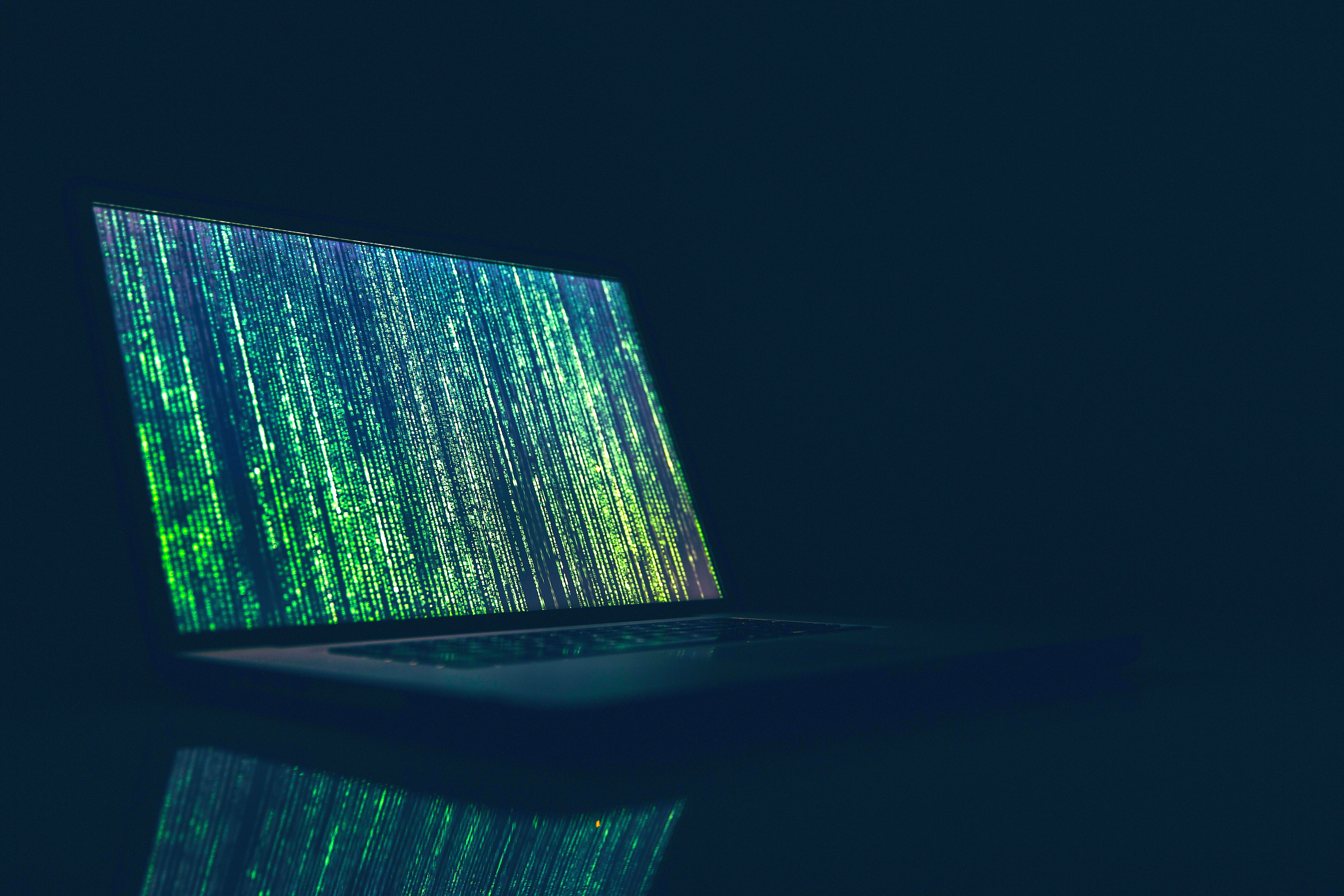 Cyber Security Laptop