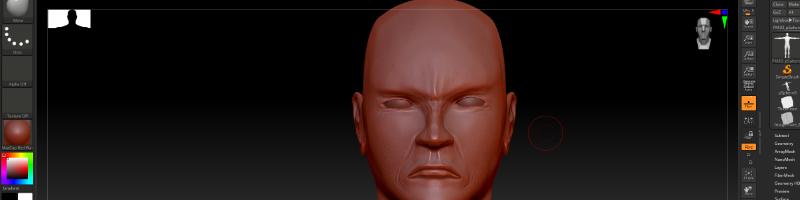 Zbrush 3D Modeling