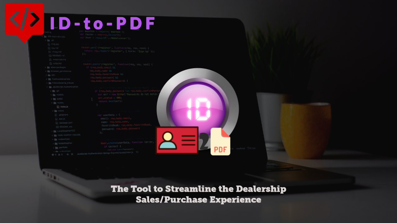 ID-to-PDF Logo