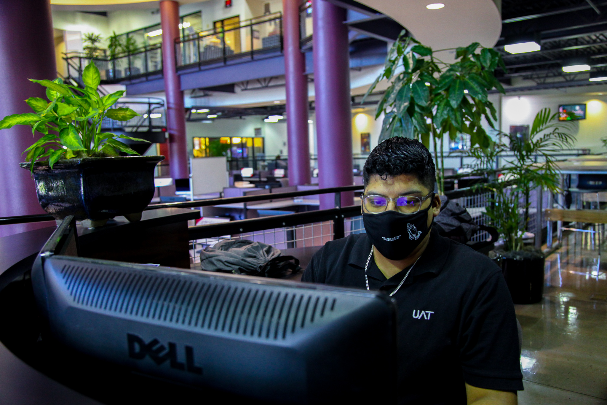 cyber security student at University of Advancing Technology