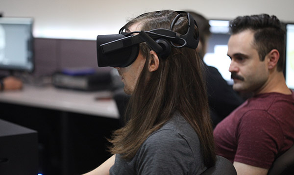 Developing for Virtual Reality at the Global Game Jam