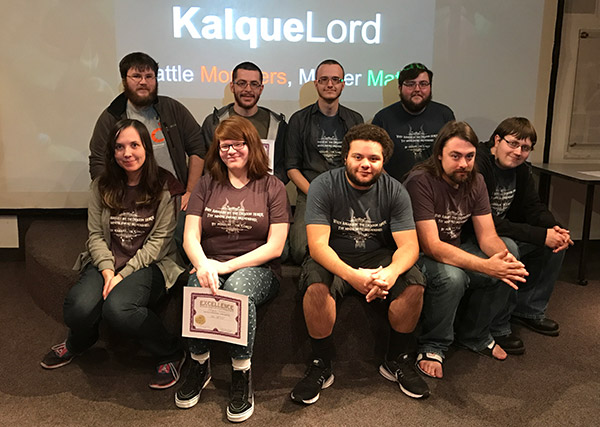 Kalque Lord game at Greenlight