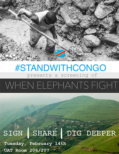#StandWithCongo-Screening 4 Action