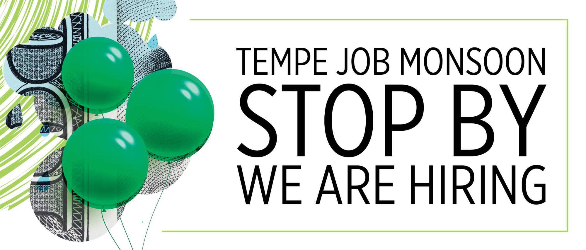 Temple Job Monsoon Citywide Job Fair